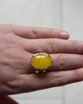 Ring Gibraltar geel