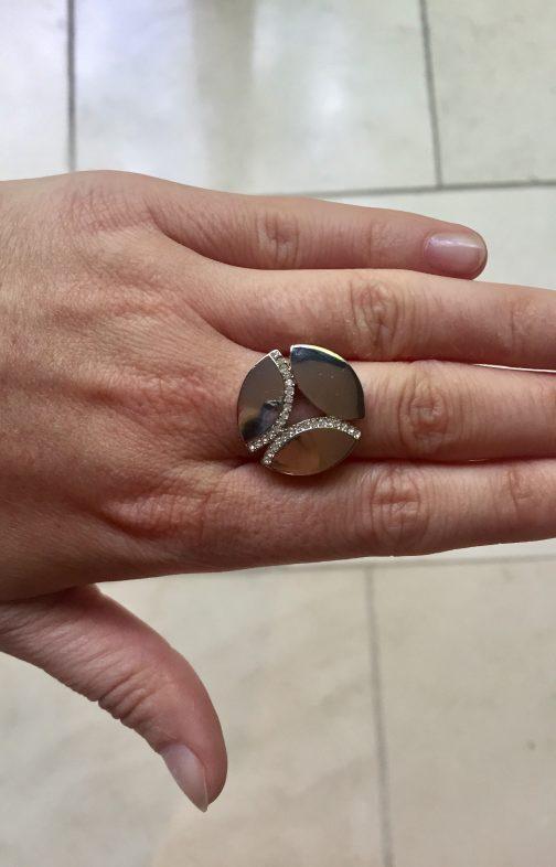 Ring Praag accessoires Florentini
